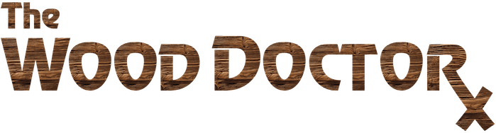 The Wood Doctor Logo